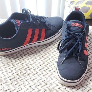 Men's Adidas Running Shoes.